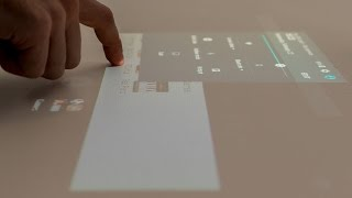 Make any thing a TOUCHSCREEN ??
