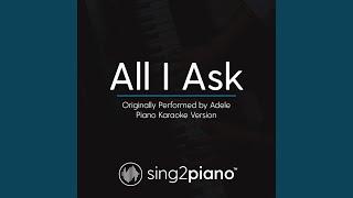 Download lagu All I Ask MP3