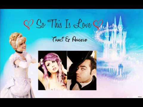 ❤  So This Is Love ❤ Cinderella ❤ Traci Hines & Angelo Di Guardo ❤