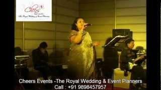Wedding Vidhi Live Singing Musical Song Mehandi Haldi Bhaat Mayra Indian Royal Hindu Entertainment