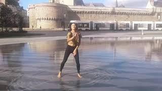Shape of You (Indian Raga) dance choreography I Okeanos I