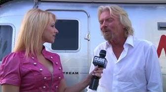 Virgin Gaming - Sir Richard Branson Interview