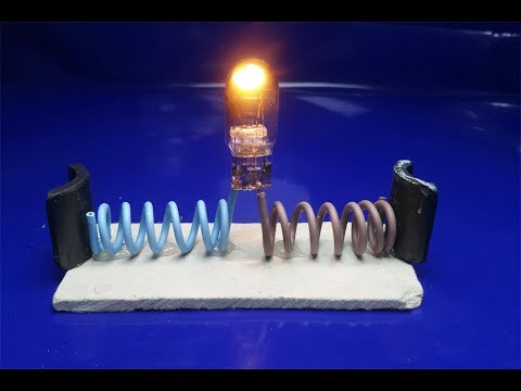 Free Energy Magnets with  copper wire - Amazing Science New  idea