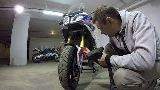 Как своими руками улучшить BMW S1000XR – кастом комплекты наклеек для нового дизайна мотоцикла(http://vk.com/ibikeruru - ВК-страница Александра http://instagram.com/ibikeru - инстаграм Александра И за съемочную площадку спасиб..., 2016-04-06T09:47:09.000Z)