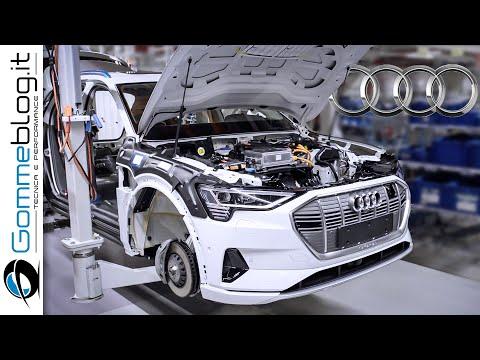 2020 Audi Car Factory - PRODUCTION