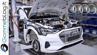 2020 Audi Car Factory - PRODUCTION