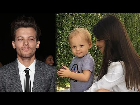 Fans FREAK Over New Pic Of Louis Tomlinson's Son Freddie
