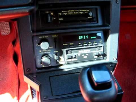 1992 25th Anniversary Camaro YouTube