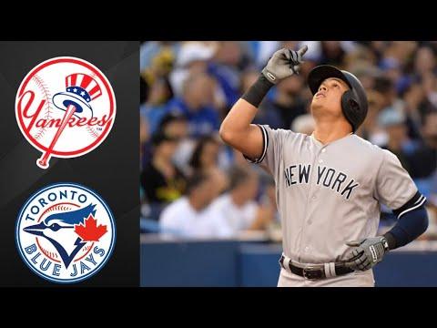 Yankees vs. Blue Jays