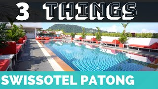 SWISSOTEL PATONG  || Family Friendly Hotel in Phuket Thailand  || Kids Club ||  Pool  || Travel Tips