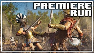 Premiere Run: Assassin's Creed Odyssey, Part 1