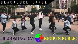 [KPOP IN PUBLIC VANCOUVER] EXO-CBX (첸백시) 花요일 (Blooming Day) Dance Cover [[Black Core]]