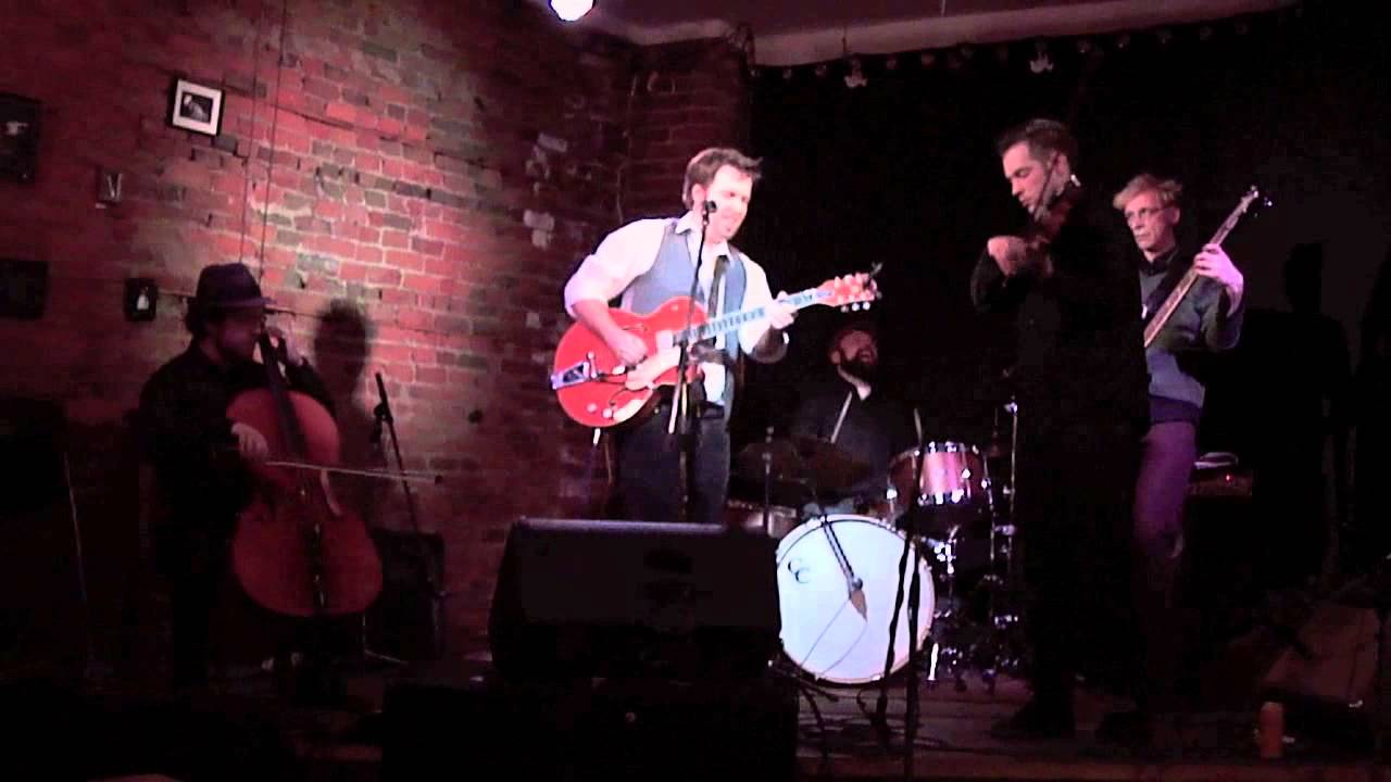 Raise Them Bones Will Gillespie Band Homegrown Hamilton January 23rd 2015