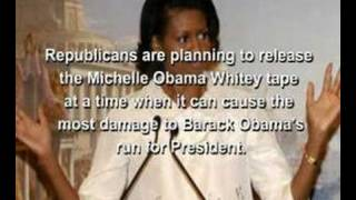 Michelle Obama Whitey Tape - New Information