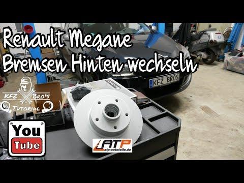 renault-megane-3-bremsen-hinten-wechseln- -anleitung- -drehmomentwerte- -changer-les-freins-arrière