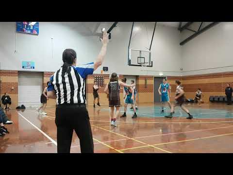 U18 Lions Vs Craigieburn 3 (1st Half)