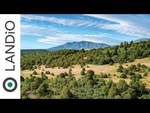 SOLD By LANDiO • Land In Colorado •35 Acres Near BLM Land & Mountains