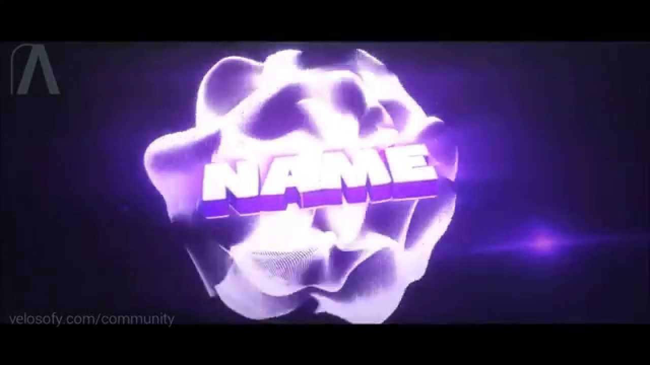 Free 3d Intro 2 Cinema 4d Ae Template Youtube