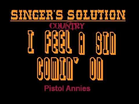 SSC427–05 – Pistol Annies – I Feel A Sin Comin' On