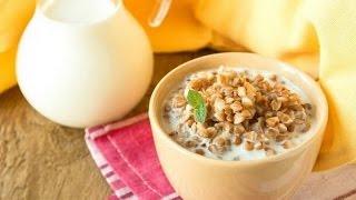 Диета гречка с кефиром рецепт. Гречневая диета для похудения. Как быстро похудеть?