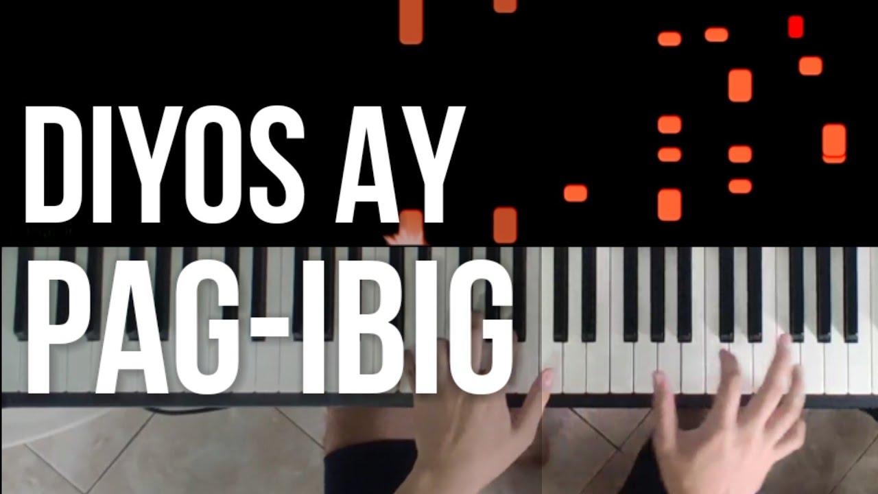 diyos ay pag-ibig forms