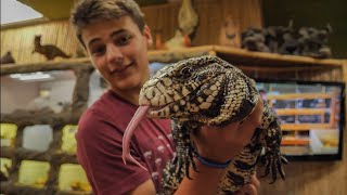 EXOTIC REPTILE STORE TOUR!!!