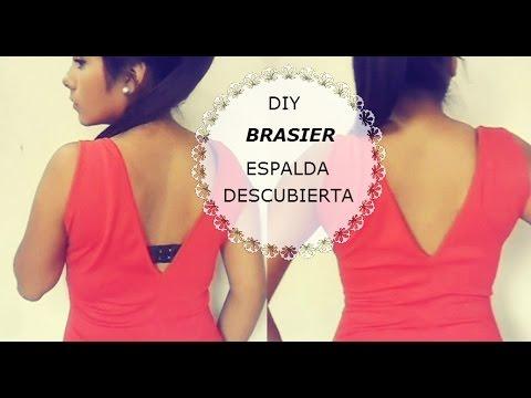 Brasier Para Vestidos De Espalda Descubierta Crea Para Ti