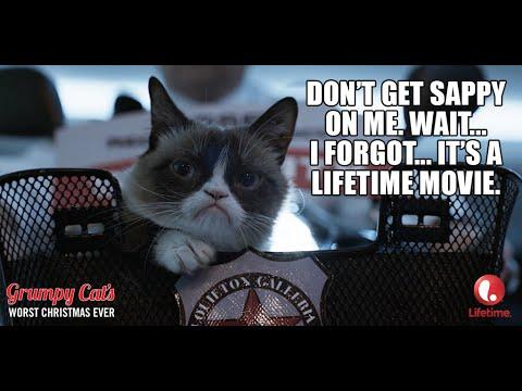 Grumpy Cat's Worst Christmas Ever -