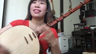 Hát mừng Thăng Long Hà Nội - NS Tuyết Tuyết đàn và hát thị phạm cho học viên tập gõ