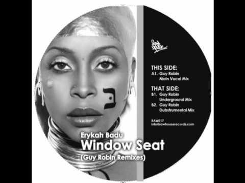 Erykah Badu Window Seat Guy Robin Underground Mix