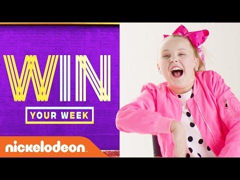 Fashion Tips 🛍️ For Back To School 🎒 w/ Jojo Siwa, SpongeBob, Alex Hook & More   #WinYourWeek
