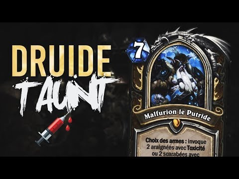 Druide Taunt - Deck Doctor #18