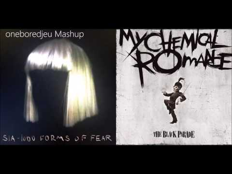 I Don't Love Chandeliers - Sia vs. My Chemical Romance (Mashup)
