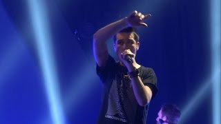 Bastille - Poet- Live from Heineken music hall Amsterdam 2014 (HQ)