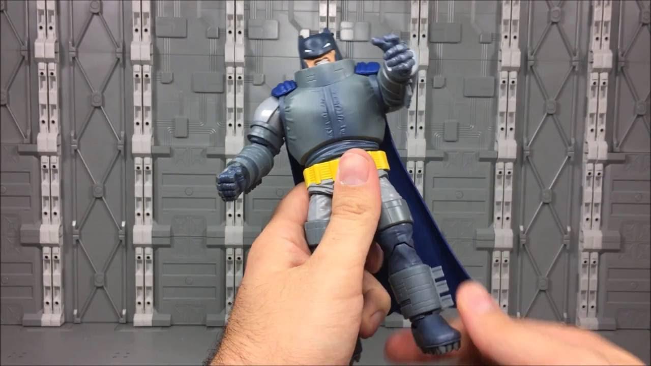 DC Comics Multi-Univers Batman The Dark Knight Returns Armored Batman Action Figure
