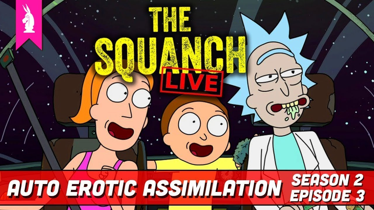 rick and morty s02e03 vostfr
