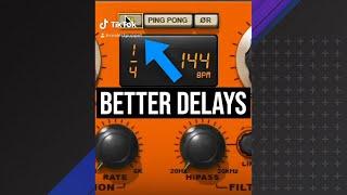 Reid Stefan Top 3 Vocal Delay Tips