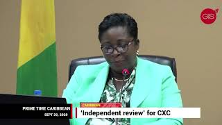 INDEPENDENT REVIEW FOR CXC?