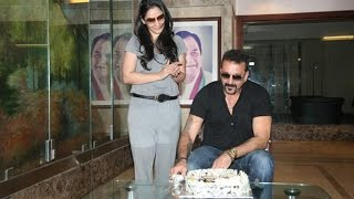 Sanjay Dutt BIRTHDAY 2016 Celebration At House - Full Video HD