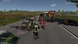 Скачать Emergency 112 The Firefighting Simulation Serious Crash Far Away From Fire Station