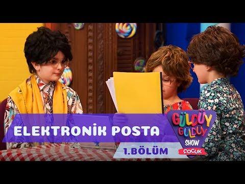 Güldüy Güldüy Show Çocuk 1. Bölüm, Elektronik Posta Skeci
