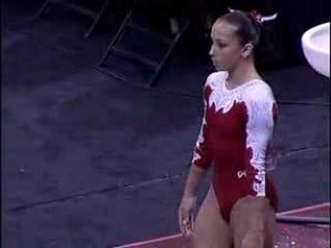 Kayla Hoffman - 2006 US Nationals Finals VT