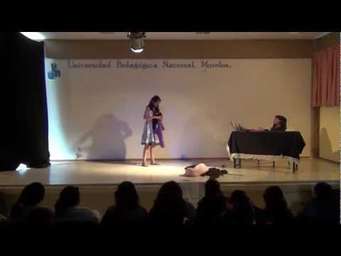 Obra de teatro: Adolescente promedio.flv