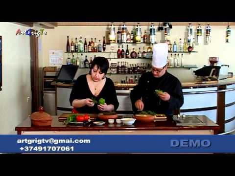 Армянская кухня-толма