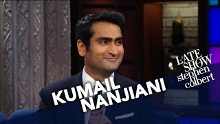 Kumail Nanjiani Bonded With His Wife