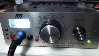 MFJ-9420 20 Meter SSB QRP TRANSCEIVER 20-METER