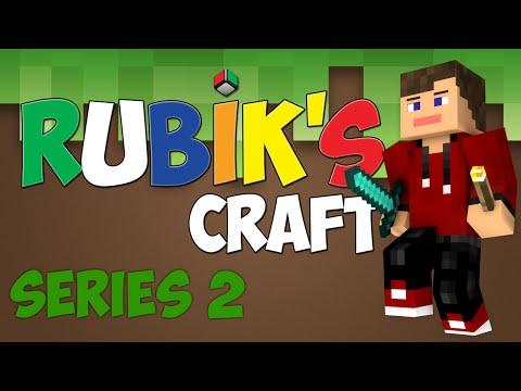 Minecraft: Rubik's Craft - Series 2: Episode 6 - PRANKED And Buckingham Palace
