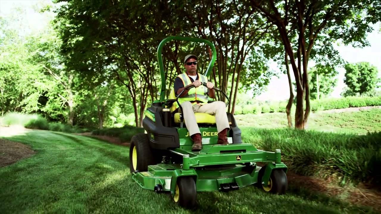 John Deere Commercial Mowing: Trusted By Landscape Professionals - YouTube - John Deere Commercial Mowing: Trusted By Landscape Professionals