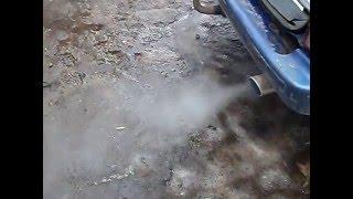 проверка выхлопа на сизый дым