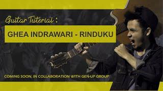 Ghea Indrawari - RInduku (Guitar Tutorial)